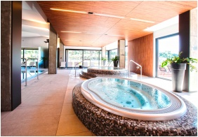 Globall Sport & Wellness Hotel, Pezsgőfürdő - Telki