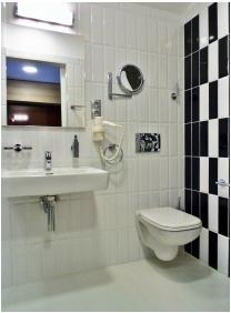 Gokart Hotel, Fürdőszoba - Kecskemét