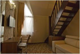 Ğolden Ball Club Hotel, Ğyor, Lıvınğ room