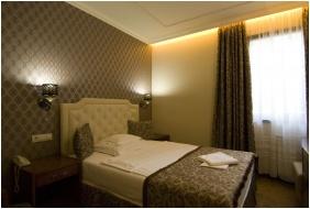 Standard room, Ğolden Ball Club Hotel, Ğyor