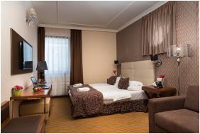 Golden Ball Club Hotel, Gyôr,