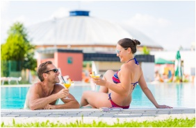 otthard Therme Hotel & Conference, Outsde pool