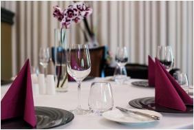 Restaurant, Grand Hotel Glorius, Mako