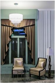 Lobby - Grand Hotel Glorius