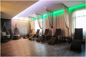 Deckchairs - Grand Hotel Glorius