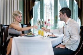 Grand Hotel Glorius, Restaurant