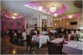 Étterem, Grand Hotel Glorius, Makó