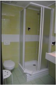 Bathroom, Hotel Green Budapest, Budapest