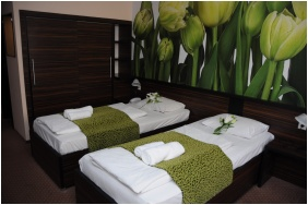 Hotel Green Budapest, Standard Zimmer