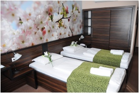 Standard Zimmer - Hotel Green Budapest