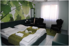Hotel Green Budapest, Chambre Standard - Budapest