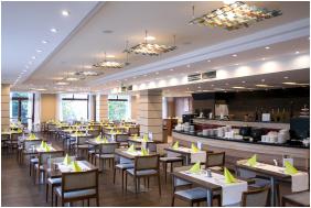 Restaurant, Greenfield Hotel Golf & Spa, Bük, Bükfürdô