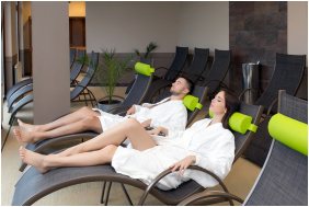 Liegestühle, Greenfield Hotel Golf & Spa, Bük, Bükfürdô
