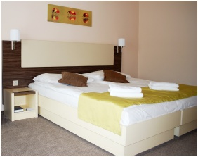 Superior room, Hotel Harmonia Thermal, Sarvar
