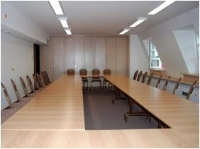 Hotel Harmonıa Thermal, Sarvar, Conference room