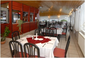 Hotel Harmona Thermal, Sarvar, Restaurant