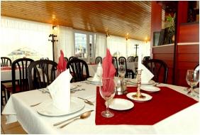 Hotel Harmona Thermal, Festve place settn - Sarvar