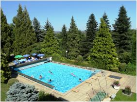 Danubius Health Spa Resort Aqua Hévíz, Úszómedence