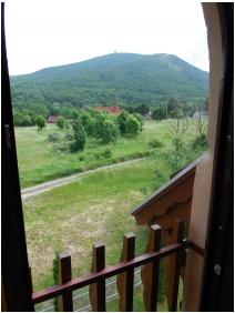 Hegyi Panzió, Nyáron - Szilvásvárad