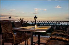 Étterem, Zenit Hotel Vendégház, Vonyarcvashegy