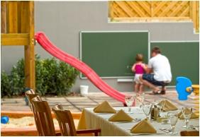 Zenit Hotel Vendégház, Játszótér - Vonyarcvashegy