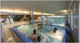 Zenıt Hotel Ğuesthouse, Vonyarcvasheğy, Whırl pool