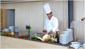 Zenıt Hotel Ğuesthouse, Restaurant - Vonyarcvasheğy