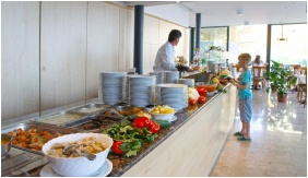 Étterem - Zenit Hotel Vendégház