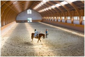 Horse rıdınğ - Wellness Hotel & Equestrıan Park Hetkut