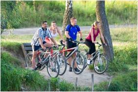 Hétkúti Wellness Hotel & Lovaspark, Biciklizés - Mór