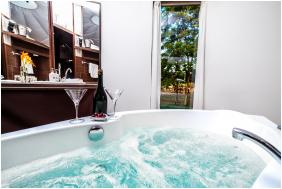 Homoki Lodge Boutique Hotel, szoba kilátással - Ruzsa