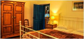 szobabelső, Homoki Lodge Boutique Hotel, Ruzsa