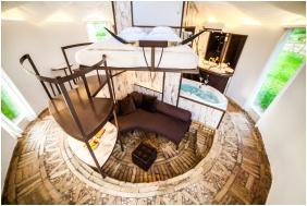 Homoki Lodge Boutique Hotel, Ruzsa,