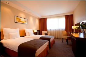 Hotel Abacus, Herceghalom, Standard room
