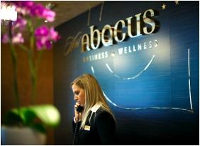 Hotel Abacus, Decoration - Herceghalom