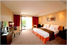 Hotel Abacus, Superior room - Herceghalom