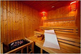 Hotel Abacus, Sauna - Herceghalom