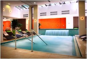 Inside pool, Hotel Abacus Business & Wellness, Herceghalom