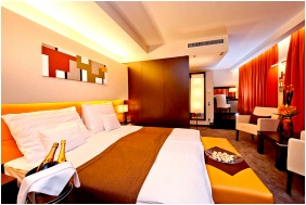 Hotel Abacus, Deluxe room