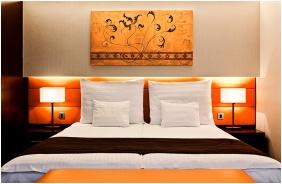 Junior suite, Hotel Abacus, Herceghalom
