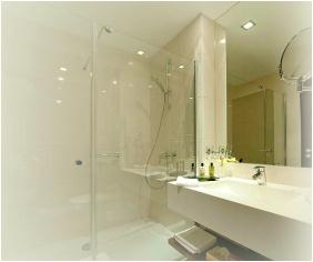 Hotel Abacus, Bathroom