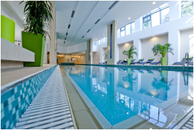 Abacus Business & Wellness Hotel, Herceghalom,