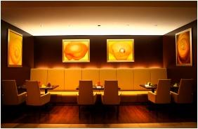Hotel Abacus Business & Wellness, Restaurant - Herceghalom