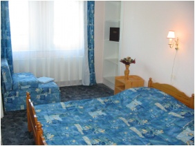 Hotel Admiral, Keszthely, Twin room