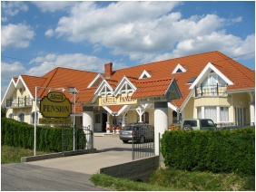 Hotel Admiral, Exterior view - Keszthely