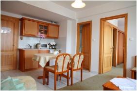 Agnes Hotel, Heviz, Living room