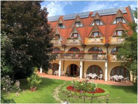 , Ágnes Hotel, Hévíz