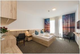 Standard szoba, Akadémia Hotel, Balatonfüred