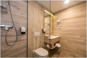 Fürdőszoba - Akadémia Hotel