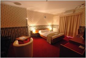 Dans été, Hotel Amadeus, Budapest